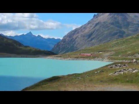 Trans Suisse Express (trenino Bernina Express, Jungfrau, Matterhorn) - Damiano Skrbec