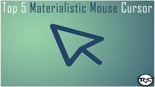 Top 5 Materialistic Mouse Cursor Theme to Give Your Windows A New Look