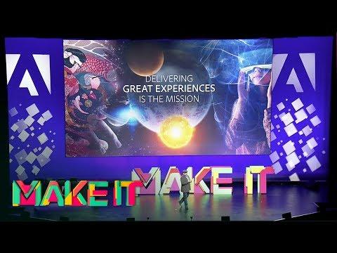 MAKE IT 2017 - Opening keynote