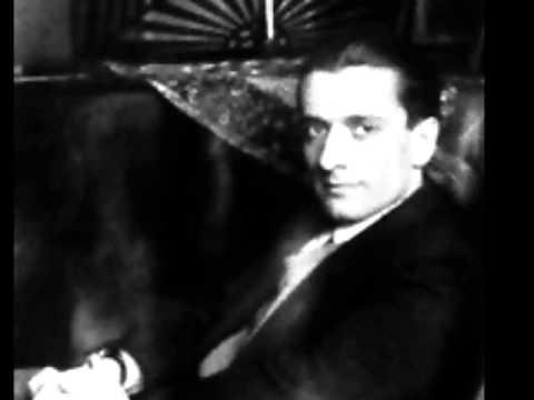 Dinu Lipatti interview on Swiss Radio, July 27, 1950 + Chopin & Bach