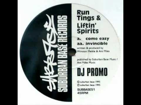 Run Tings & Liftin' Spirits - Come Easy (Original)