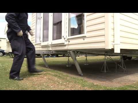 How to Site a Caravan - Bankside Patterson