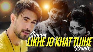 Likhe Jo Khat Tujhe (Remix) |Sanam |Dj Ankit X Dj Mavis |Amix Visuals |Cover Remix Song