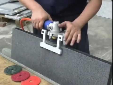 Крутой инструмент для обработки камня!