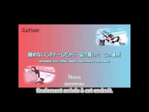 Answer Akashi Seijuro feat Kuroko Tetsuya VF