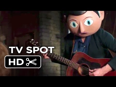 Frank TV SPOT - Now In Theaters (2014) - Domhnall Gleeson, Michael Fassbender Movie HD