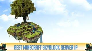 ✔ Minecraft: Amazing Custom Skyblock Server IP