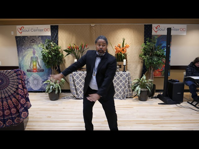 "Sunday Message Jason D. Mitchell, ASLP ""Everywhere, I Am"""
