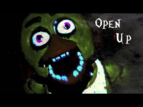 Open Up by Muse of Discord