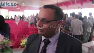 """بالفيديو: د/ رجب صميدة """"حزب صوت الشعب سيتواجد بين الجماهير"""""""