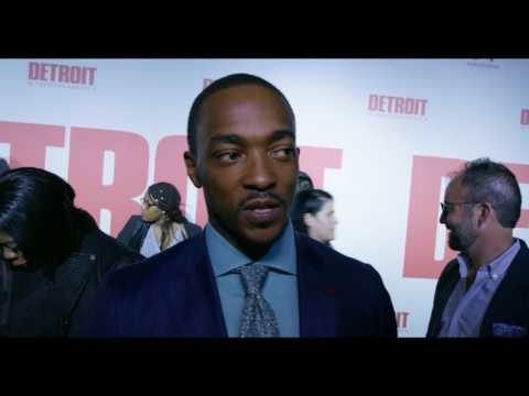 Detroit Premiere Anthony Mackie