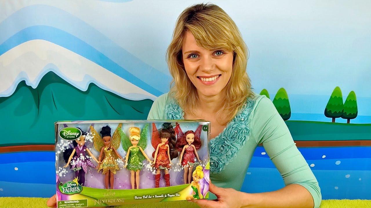Феи Диснея Загадка пиратского острова, Киндер Сюрприз (Disney .