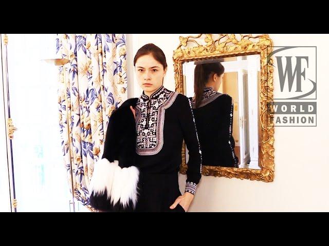 Vilshenko Fall-Winter 15-16 Paris Fashion Week