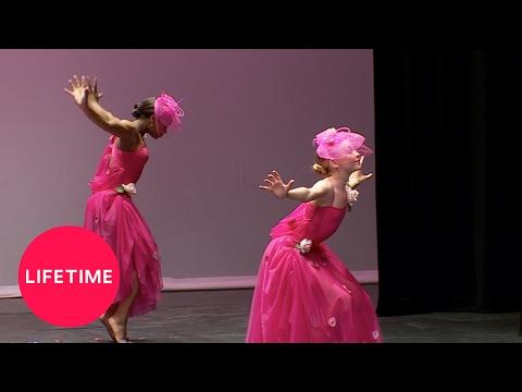 "Dance Moms: Group Dance: ""Blush and Bashful"" (Season 7, Episode 9) | Lifetime"