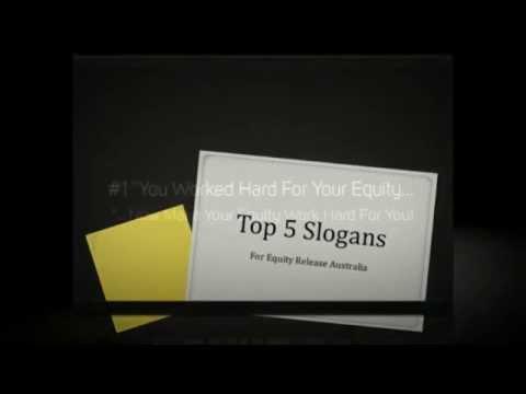 Equity Release Australia