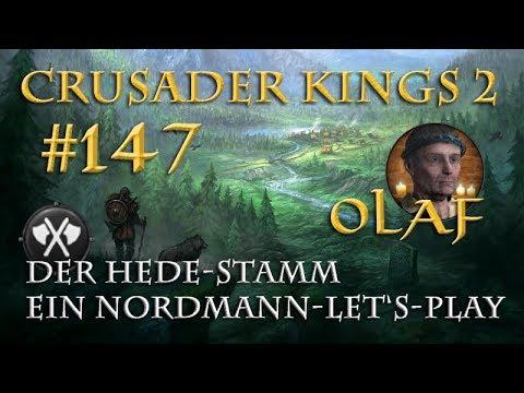 Let's Play Crusader Kings 2 – Der Hede-Stamm #147: Die Bekehrung (Rollenspiel/deutsch)