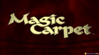 Magic Carpet plus gameplay (PC Game, 1995)