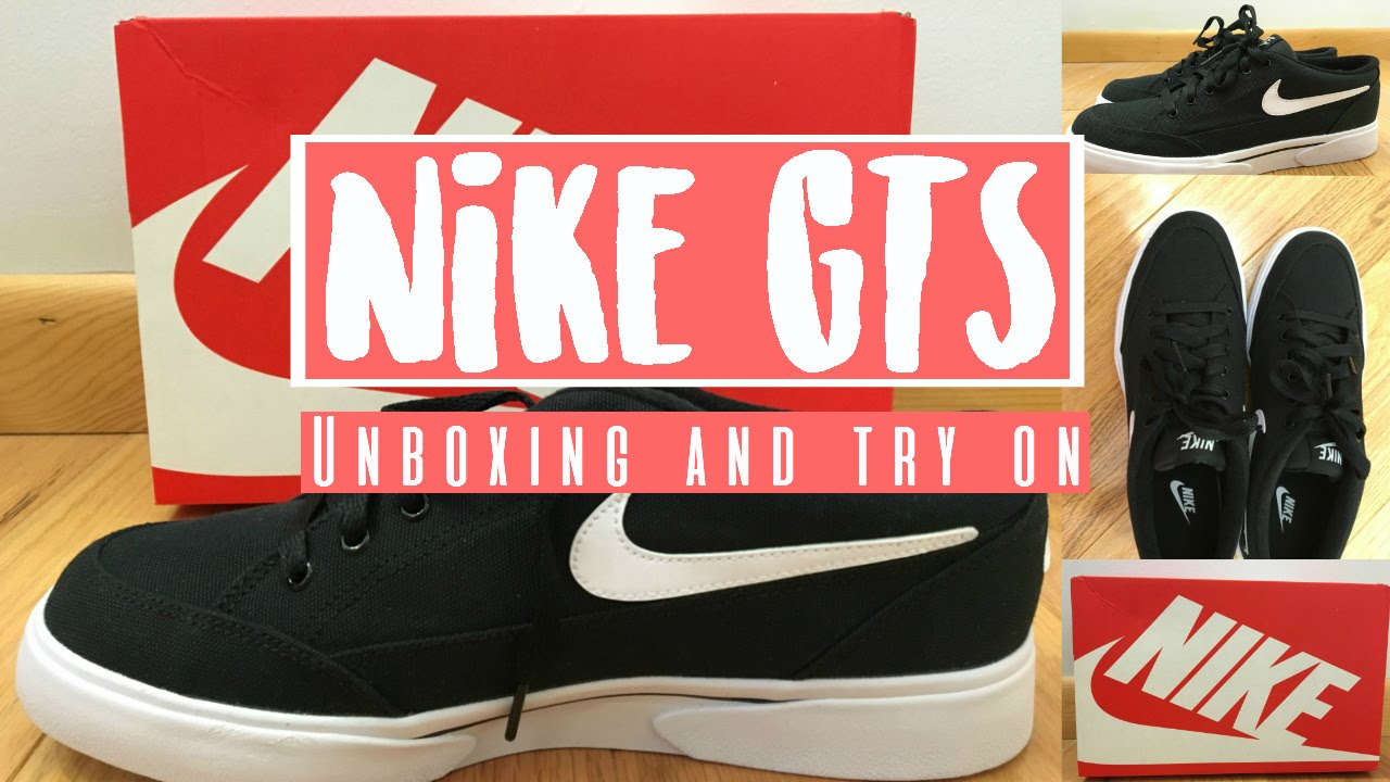 Nike GTS Unboxing + Try On - YouTube f9a345c4c643c