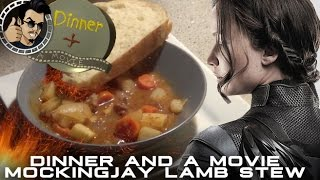 "Dinner And And A Movie - ""mockingjay"" Lamb Stew (hd) Joblo.com Exclusive"