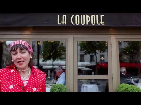 Paris in the roaring twenties