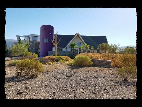 ABANDONED  Penn Jillette's House