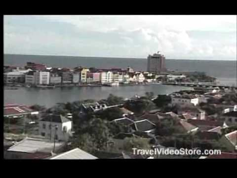 PortholeTV  Curacao Shore Excursion featuring: Ostrich Farm,