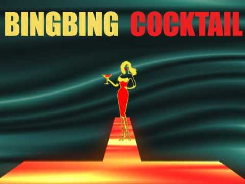 Introducing BINGBING Cocktail