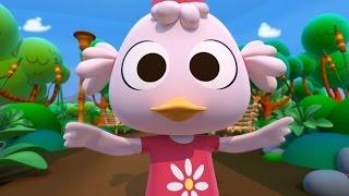 La Patita Lulú - Las Canciones del Zoo 2 | El Reino Infantil thumbnail