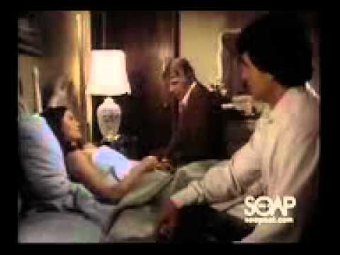 DALLAS  Season 1 1978 Miniseries Cliffhanger : Bobby & Pam Lose A Baby