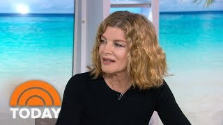 Rene Russo Is 'Just Getting Started' In Action Comedy With Morgan Freeman & Tommy Lee Jones | TODAY