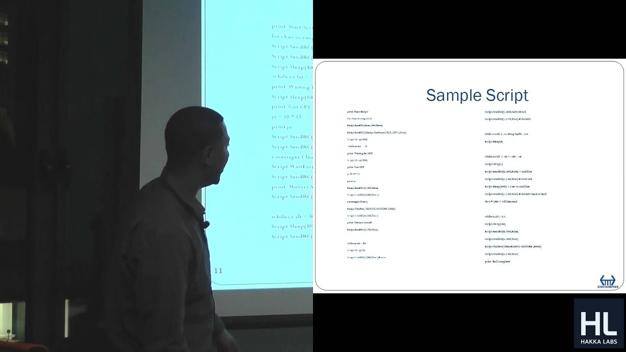 How Python Scripts Power Drones