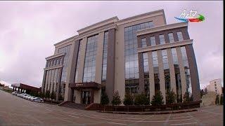 DIN Polis Akademiyasını yeni binasının açılış mərasimi ( 25.12.2018 )