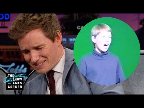 Thumbnail: Eddie Redmayne Has Always Had Golden Pipes
