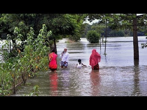 South Asia floods: Bangladesh's worst-affected district faces food, power crises