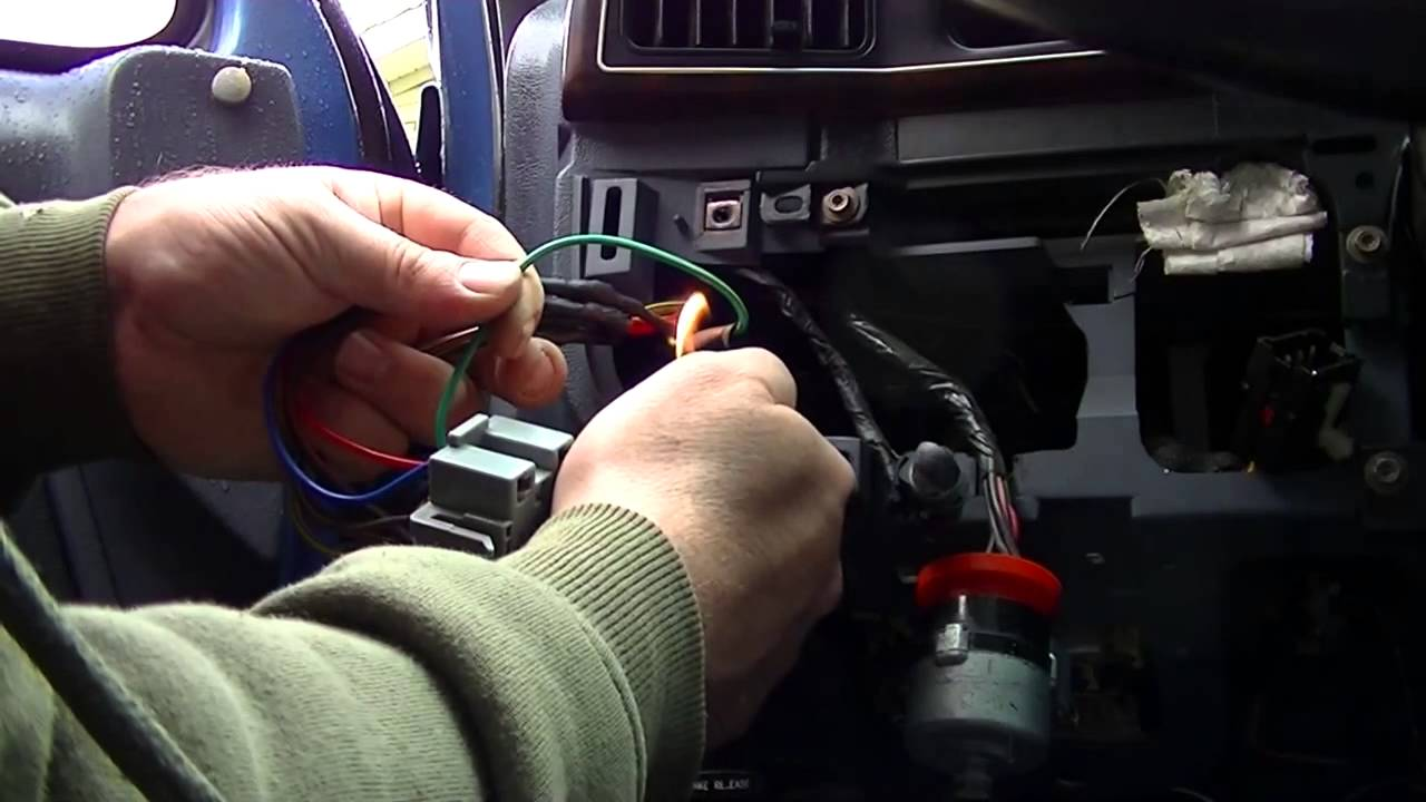 Blue F 150 Headlight Wiring Repair Youtube 2003 Expedition Diagram