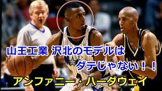 【バスケ】スラムダンク山王工業の沢北のモデルとなったアンファニー・ハーダウェイのスーパープレイ集Ver.2【ペニー】【NBA】