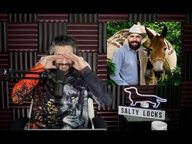 JR's ALIVE! | Salty Locks /w Amir K #27