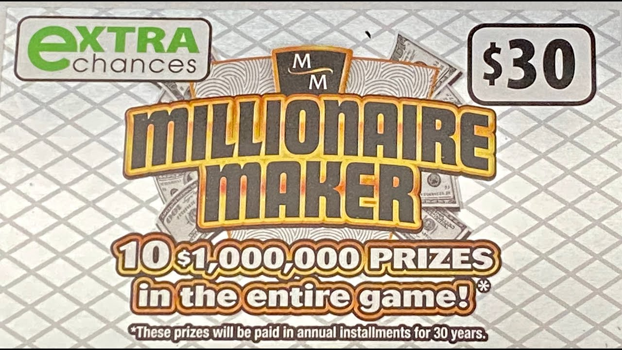 VA SCRATCH KING - FULL BOOK OF $600 MILLIONAIRE MAKER TICKETS