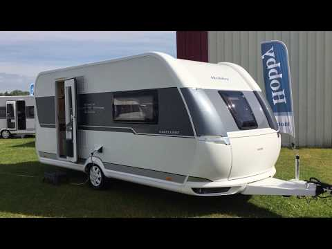 Snapvideo: Hobby Excellent 460 SFf-campingvogn (2018-model)