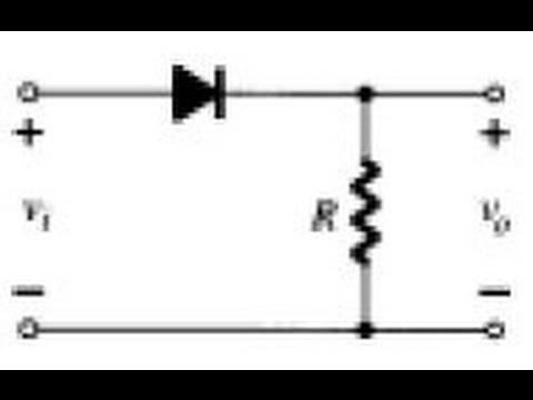 Elektronik Ders 7 Kırpıcı Devreler (Clippers) Varyasyon 2