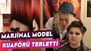 Video Marjinal Model Kendi Saçını Kesti, Kuaför Şaştı Kaldı download MP3, 3GP, MP4, WEBM, AVI, FLV April 2018