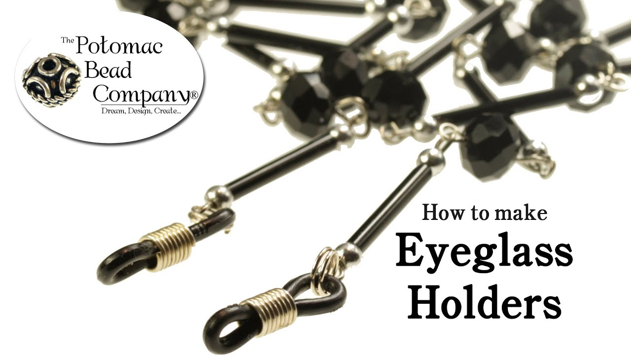 How to Make Eyeglass Holders - YouTube 08302e1ece