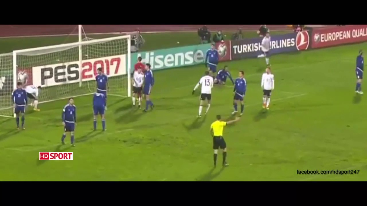 Download San Marino vs Germany 0-8 All Goals HD ~ World Cup Qualification 11/11/2016