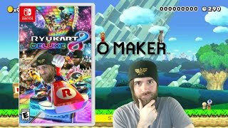 Super Mario Maker - SUPA EXPERT | MK8D After! | SO CLOSE TO 100K