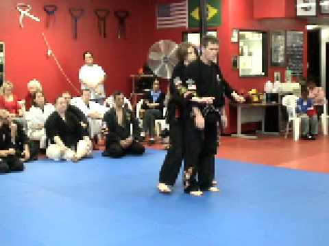 4th Degree Black Belt Test, American Kenpo Karate