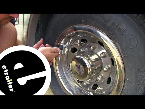 etrailer   TireMinder RV Tire Pressure Gauge Review