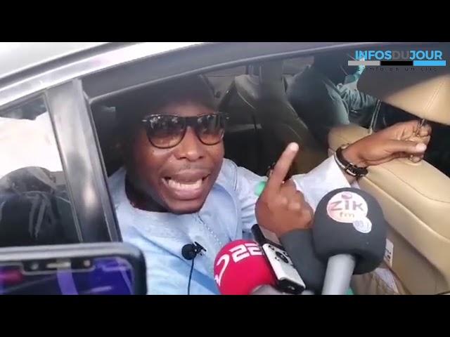 Barthelemy Diaz: « Il faut que la République des voleurs cesse et soit dénoncée.»