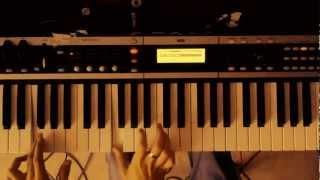Si tú no vuelves, Amaral y Chetes - Piano cover