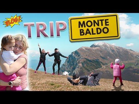 #familyBitenc Izlet Na Gardsko Jezero In Monte Baldo