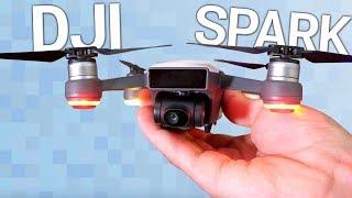 DJI Spark Flight Test + Review!